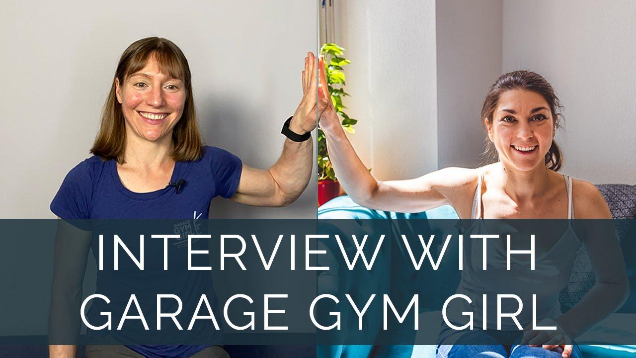Garage Gym Girl
