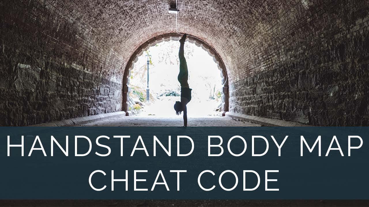handstand cheat code